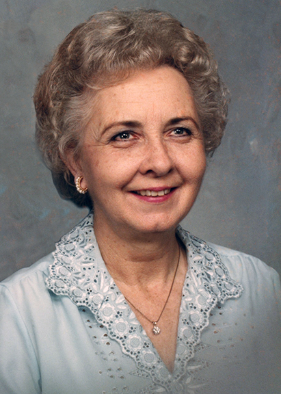 "Helen ""Johnnie"" Huckins"