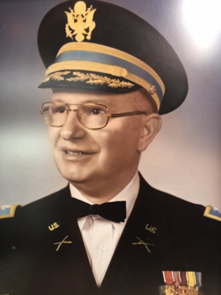 Colonel Nathan Swerdlow